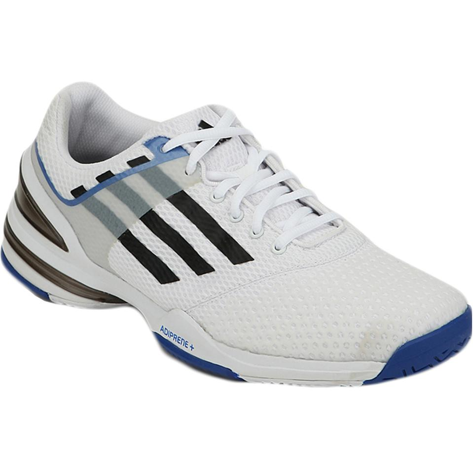 Adidas Sonic Rally White Tennis Shoes - Buy Adidas Sonic Rally ...