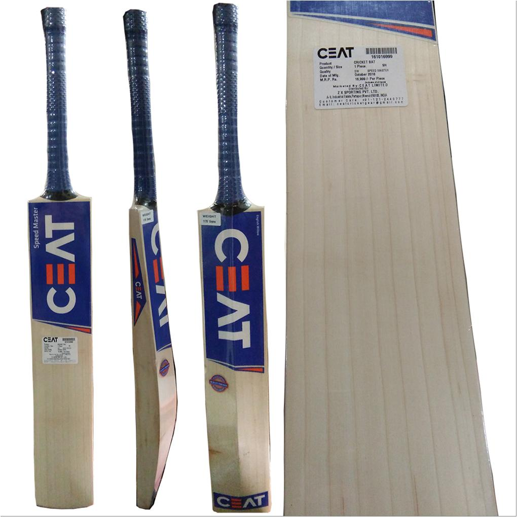Willow Cricket Bat - Buy CEAT Speed Master English Willow Cricket ...