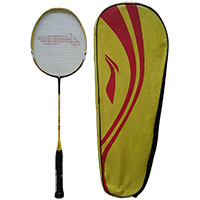 Li Ling SS88 Strung Super Series Badminton Racket