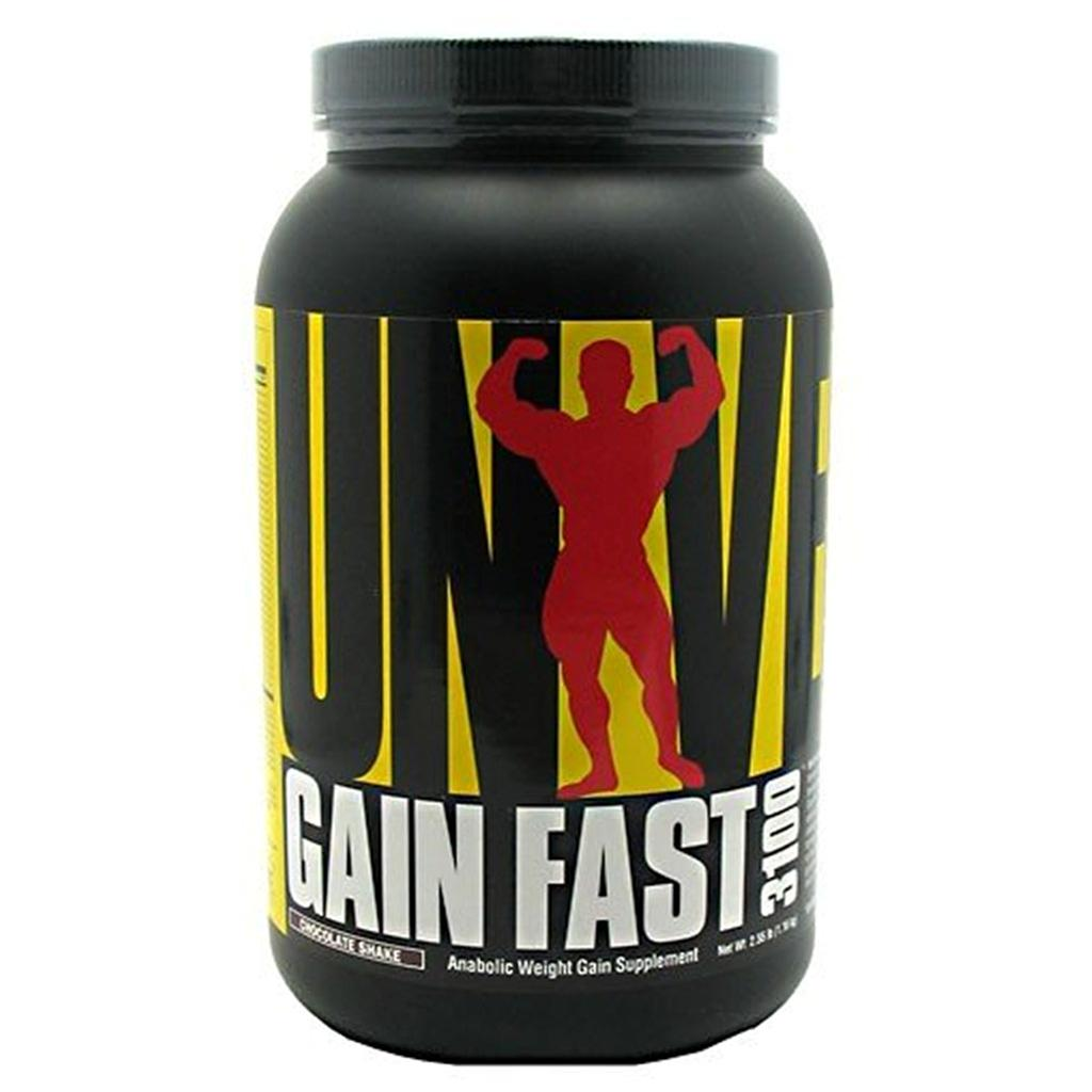 Universal Nutrition Gain Fast 3100 Chocolate Mass Gainers 2.55Lbs - Buy Universal Nutrition Gain ...