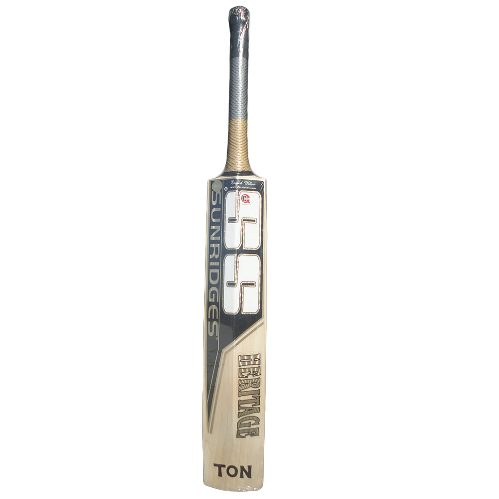 Ss Ton Heritage English Willow Cricket Bat Standard Size