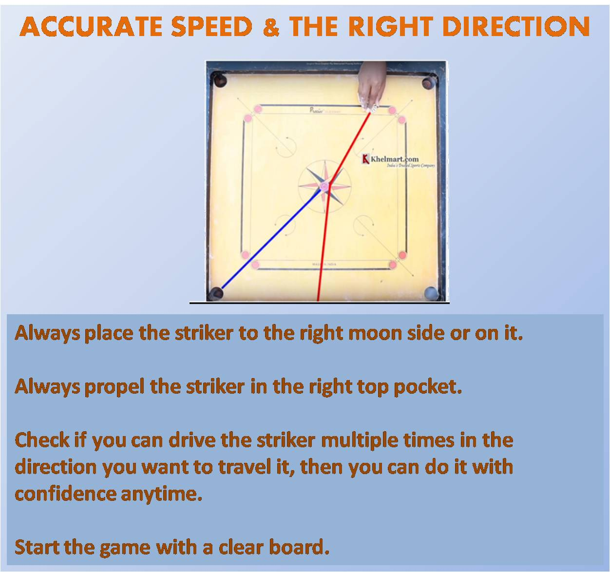 ACCURATE_SPEED_RIGHT_DIRECTION_Carrom_Borad