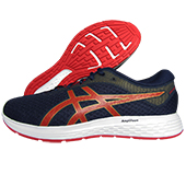 Asics Patriot 11 Running Shoes Peacoat Classic Red