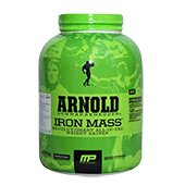 Arnold Schwarzenegger Series Iron Mass Chocolate Malt 5LBS