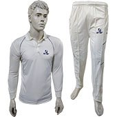Aver Cricket Clothing Full Sleeves T Shirt and Lower Size 38