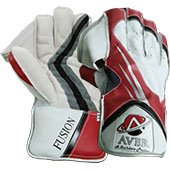 Aver Fusion Cricket Wicket Keeping Gloves