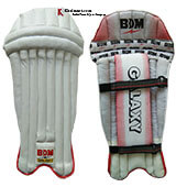 BDM Galaxy P U Wicket Keeping Pads
