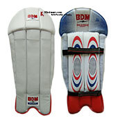 BDM Commander County Wicket Keeping Pads