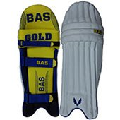 Bas Legend Gold Cricket Batting Leg Guard