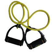 Cougar Fitness Tube Yellow