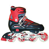 Cosco Sprint In Line Skates Red Size Small 31_34