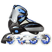 Cosco Speed In Line Skates Blue Size Large 39_42
