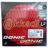 Donic Akkadi L2 0.6 Table Tennis Rubber