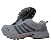 ESS Cricket Shoes White and Gray