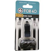 Fox 40 Whistle Mini CMG Official W/ Lanyard