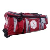 Gravity Original Cricket Kit Bag Red and White
