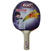 GKI Kids Star Table Tennis Racket