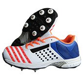 HDL Terminator Half Spike Cricket Shoes