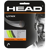 Head Lynx 1.25 1.30mm 12m Tennis String