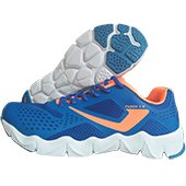 Jazba Fuzec 1.0 Running Shoes Blue and Fluo Orange