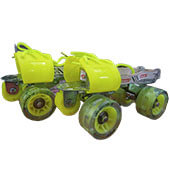 JJ Jonex Professional Roller Skates with Bearing