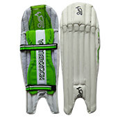 Kookaburra Kahuna Pro 500 Cricket Wicket Keeping Leg Guard
