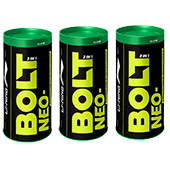 LiNing Bolt Neo Badminton Shuttlecock (Set of 3)