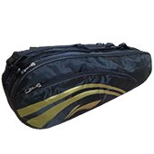 LiNing ABDJ118 Badminton Kit bag Black