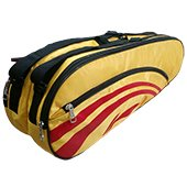 LiNing ABDJ118 Badminton Kit bag Yellow