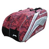 Li Ning ABSL392 2 Badminton kit Bag Camo Red