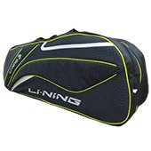 Li Ning ABSL392 13 Badminton kit Bag Black