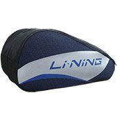 Li Ning ABSM364 3 Badminton kit Bag Blue