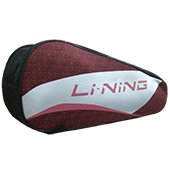 Li Ning ABSM364 2 Badminton kit Bag Red
