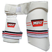 MRF Genius Dual Thigh Guard