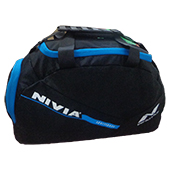 Nivia Sport Space 5412 Casual Backpack Black and Blue