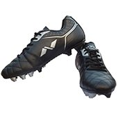 Nivia Premier Range Football Shoes Black