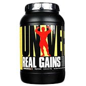 Universal Real Gains Mass Gainer Chocolate 3.38Lbs