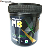 MuscleBlaze L Glutamine 100gm