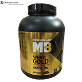 MuscleBlaze Whey Gold Rich Milk Chocolate 4.4 lbs