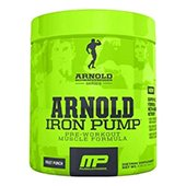 Arnold Schwarzenegger Series  Iron Pump  0.40 lb Raspberry Lemonade