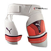 Puma Evo Dual Thigh Guards Combo