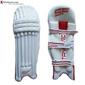 SF Test Cricket Batting Leg Guard