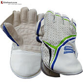 SF Platinum Cricket Wicket Keeping Gloves