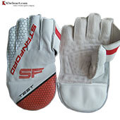 SF Test Cricket Wicket Keeping Gloves