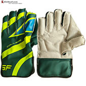 SF College Cricket Wicket Keeping Gloves