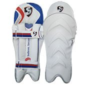 SG NyLite Cricket WK LEG GUARDS