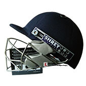 Shrey Pro Guard Cricket Helmet With Titanium Steel Grille Size Small 55_58cm