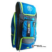 SI Pro Star Edition Cricket Kit Bag Blue and Grey