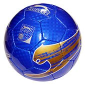 Slazenger V600 Power Blue Football