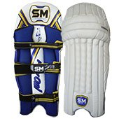 SM Vigour Cricket Batting Leg Guard